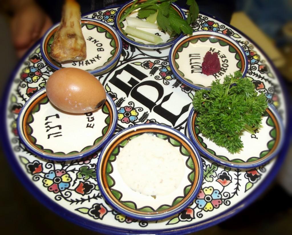 Passover Seder Food 2