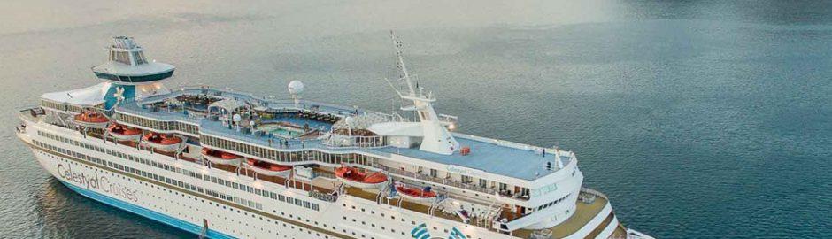 Aboard the Aegean Cruise in Greece